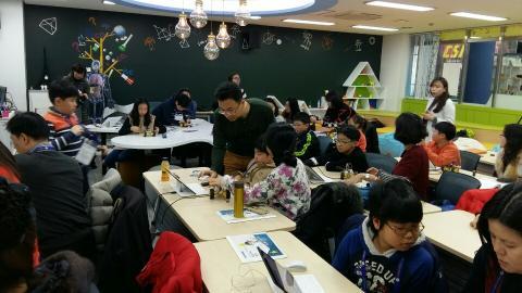 [사이언스타임즈] 엄마와 함께 체험하는 'IT캠프'