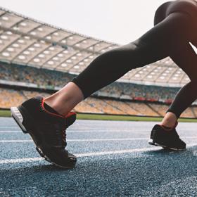 운동선수들은 세계 기록을 경신하기 위해 물리학을 이용한다