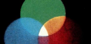 삼원색 (three primary colors, 三原色)