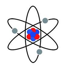 고전 물리학의 원자 궤도 모형