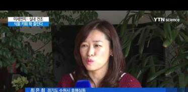 [사이언스 TV] 실내식물 키워 미세먼지 확 줄인다
