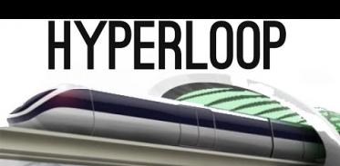 하이퍼루프(Hyperloop) – 1000km/hr 지상 여행!