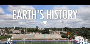 지구의 역사는 축구장에서 펼쳐진다!