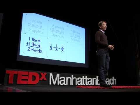 수학은 어렵지 않다, 수학은 언어다.