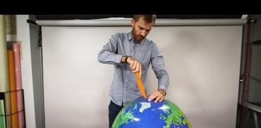 왜 모든 세계 지도는 틀렸을까