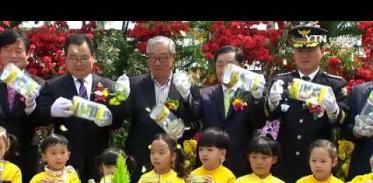 [사이언스 TV] 함평 천지는 나비 천지…화려한 군무
