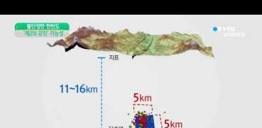 [사이언스 TV] 불안정한 한반도 지하…제2 강진 올 수도