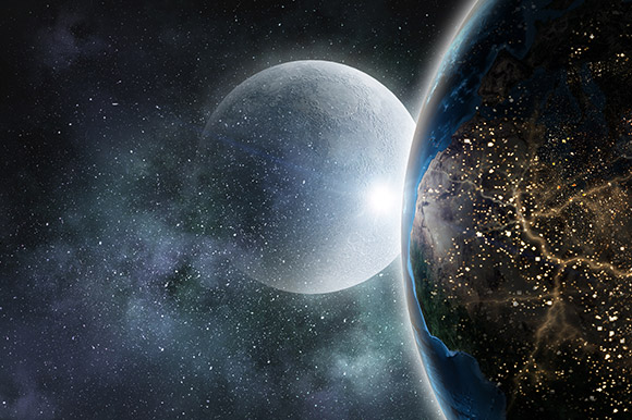 여전히 신비로운 지구의 위성, 달