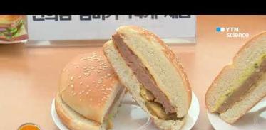 [사이언스 TV] 편의점 햄버거 나트륨·지방, 1일 기준치 절반
