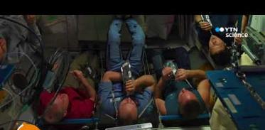 [사이언스 TV] NASA 대원들, 우주에서 라스트 제다이 관람