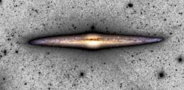 [사이언스타임즈] 우리 은하, 초당 500m씩 성장