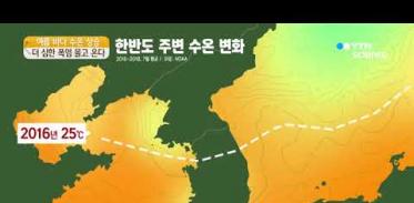 [사이언스TV] 펄펄 끓는 여름 바다, 더 심한 폭염 온다