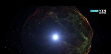 [사이언스TV] 대형 별 폭발 없었다면 지구 물바다