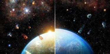 [사이언스타임즈] 지구, 대형 별 폭발 덕에 생명체 존재