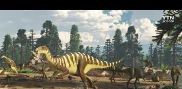 [사이언스TV] 호주 남극 계곡서 살던 신종 초식공룡 화석 발굴