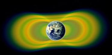 [사이언스타임즈] 지구의 강력 방어막 '지구자기장'