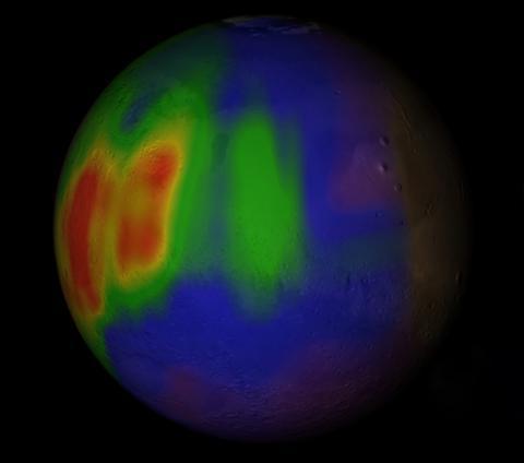 [사이언스타임즈] 화성에 생명체 실제로 존재할까?