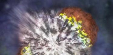 [사이언스타임즈] 초신성 폭발이 인간 직립보행 유발?