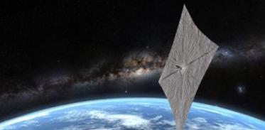 [사이언스타임즈] '솔라세일' 우주서 첫 시험비행