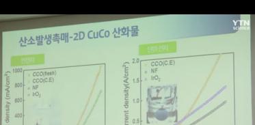 [사이언스TV] 재료연구원, 친환경에너지 수소 싸게 만든다