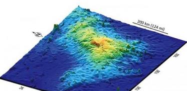 [사이언스타임즈] 타무 매시프, 태양계 최대 화산 아니다