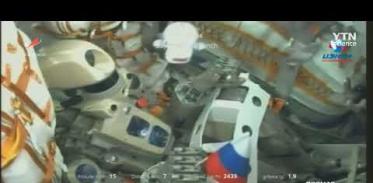 [사이언스TV] 휴머노이드 로봇 태운 러 우주선 재시도 끝에 ISS 도킹 성공