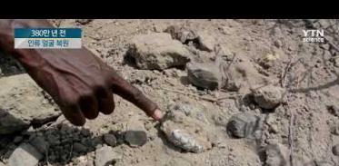 좁은 얼굴에 두드러진 턱, 380만 년 전 인류 얼굴 복원