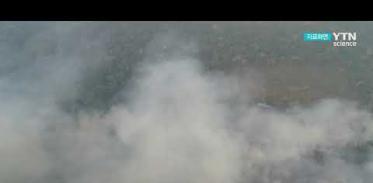 아마존 산불 여전, 9월 첫날도 980건 발생