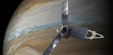 [사이언스타임즈] 토성 내부서 제트 기류가 멈춘 이유는