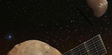 [사이언스타임즈] 화성의 위성에 미생물이 존재할까?