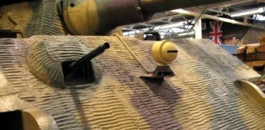[사이언스타임즈] 독일 전차에서만 볼 수 있던 치머리트 코팅