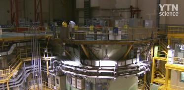 연구용 원자로 '하나로' 시험 중 '자동 정지'