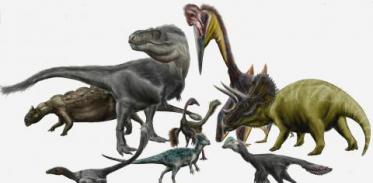 [사이언즈타임즈] 공룡, 지구온난화로 서서히 멸종했다