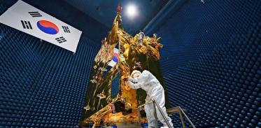 [사이언즈타임즈] 천리안위성 2B호, 국내 위성 기술의 쾌거
