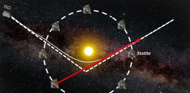[사이언즈타임즈] 태양 중력으로 성간 천체 탐사 가능할까?