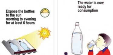 [사이언즈타임즈] 햇빛에 6시간 놔두면 식수 소독 끝?