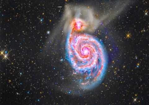 [사이언즈타임즈] 은하계 생성 초기 행성들에서 생명체 형성