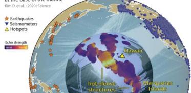[사이언즈타임즈] 지구 핵 근처의 새 구조물 발견