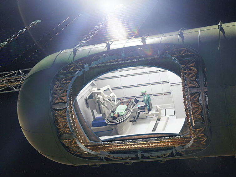 [사이언즈타임즈] 우주에서 외과적 수술 가능할까?