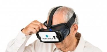[사이언즈타임즈] VR‧스마트폰 기술 접목해 망가진 시력 '회복'