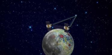 [사이언즈타임즈] 달의 중력지도를 완성한 쌍둥이 탐사선