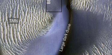 [사이언즈타임즈] 화성에 거대한 모래 파도가 친다?