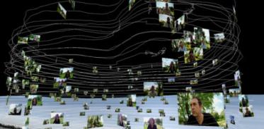[사이언즈타임즈] 가상현실과 GPS 정보, 예술로 만나다