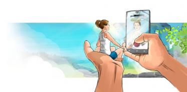 [사이언즈타임즈] 스마트폰 셀카로 성인병 진단한다