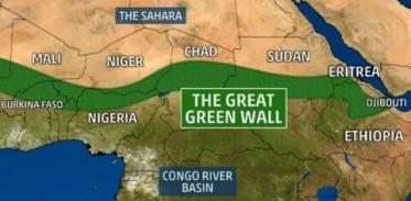 [사이언즈타임즈] '초록 장벽'으로 사막화 현상 막는다