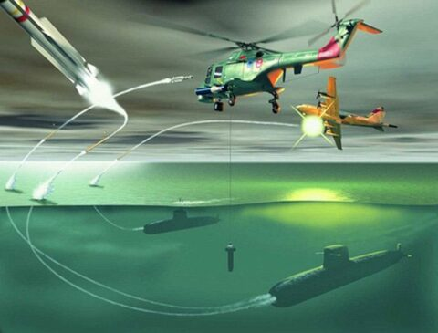 [사이언즈타임즈] 잠수함이 항공기를 공격한다?