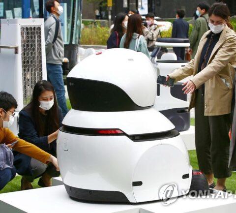 [사이언즈타임즈] 신기한 자율주행 청소 로봇
