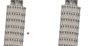 [사이언즈타임즈] 피사의 사탑에서 원자를 떨어뜨리면?