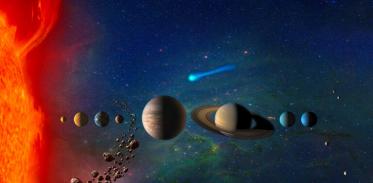 [사이언즈타임즈] 약 1000억 년 후 태양계가 해체된다?